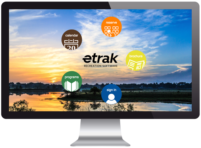 eTrak on Desktop